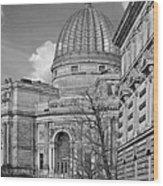 Lemon Squeezer - Academy Of Fine Arts Dresden Wood Print