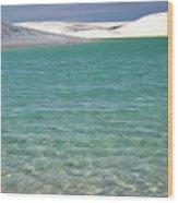 Lencois Maranhenses National Park Wood Print