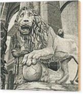 Leone Wood Print