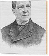 Levi Parsons Morton Wood Print