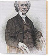 Lewis Tappan (1788-1873) Wood Print