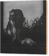 Liberation Wood Print by Darko Mitrevski