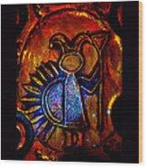 Light Bringer Wood Print