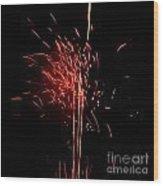 Light Grass Wood Print