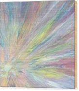 Light Wood Print by Jeanette Stewart