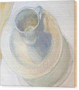 Light Study Number Five Wood Print