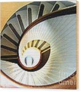 Lighthouse Eye Wood Print