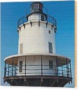 Lighthouse IIi Wood Print