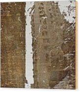 Liquidity Wood Print