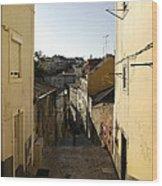 Lisbon Story Part3 Wood Print