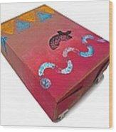 Little Big Horn Box Wood Print