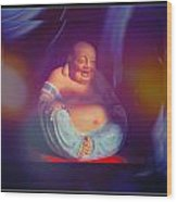 Little Buddha - 1 Wood Print