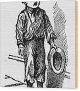 Little Tom Tucker Wood Print by Granger