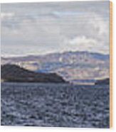 Loch Lomond - Pano1 Wood Print