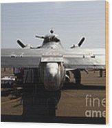 Lockheed Pv-2 Harpoon Military Aircraft . 7d15814 Wood Print