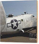 Lockheed Pv-2 Harpoon Military Aircraft . 7d15817 Wood Print