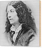 Lola Montez (1818-1861) Wood Print