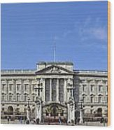 London Buckingham Palace Wood Print