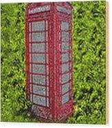 London Calling 2012 Wood Print