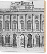 London: Royal Academy Wood Print