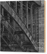 Longfellow Bridge Wood Print