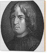 Lorenzo De Medici Wood Print