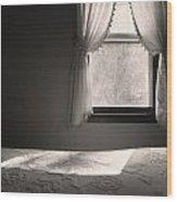 Loretta's Room Wood Print