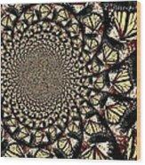 Lotsa Butterflies  Wood Print