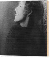 Lotte Lenya 1898-1981, Austrian Singer Wood Print