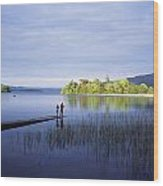 Lough Gill, Co Sligo, Ireland Wood Print