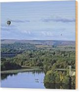 Lough Key Forest And Activity Park Wood Print