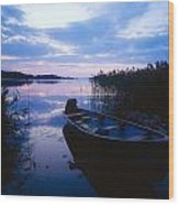 Lough Leane, Lakes Of Killarney, Co Wood Print