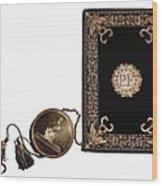 Louisiana Purchase Treaty Of 1803 Wood Print