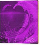 Love . Square . A120423.279 Wood Print