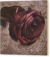 Loveletter Wood Print