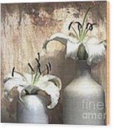 Lovely Lily Lu Wood Print