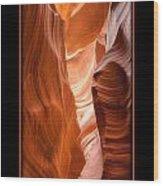 Lower Canyon 2 Wood Print