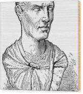 Lucius Licinius Lucullus Wood Print