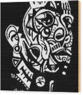 Ludacris Wood Print