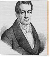Ludwig Tieck (1773-1853) Wood Print