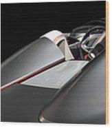 Luxury Sport Car Bmw Wood Print