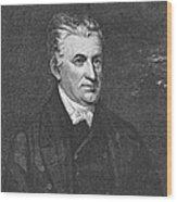 Lyman Beecher (1775-1863) Wood Print