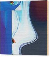 Lyrica Wood Print