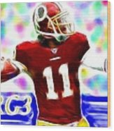 Magical Rg3 Wood Print