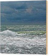 Majestic Ocean Wood Print