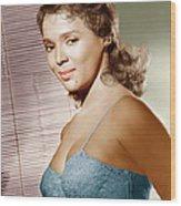 Malaga, Dorothy Dandridge, 1954 Wood Print