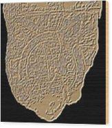 Map Of Mesopotamia Wood Print