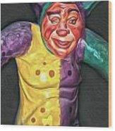 Mardi Gras World - Jestor Wood Print