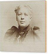 Margaret Sangster Wood Print