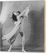 Margot Fonteyn 1919-1991 And Michael Wood Print by Everett